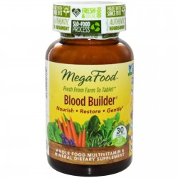 MegaFood BloodBuilder: Nourish, Restore, Gentle