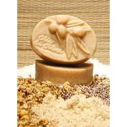 Handsome Man Handmade Natural Soap Bar, 2.5+ oz