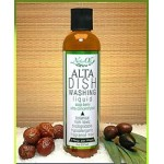 NaturOli Alta Soap Berry Liquid Dish Washing Concentrate, 8oz