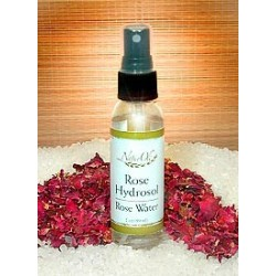 Rose Hydrosol / Flower Water, 2 oz