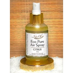 Eco-Pure All-Natural Air Spray with Citrus