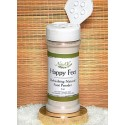 Happy Feet: Refreshing All-Natural Foot Powder, 5 oz