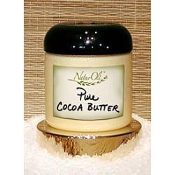 Pure Cocoa Butter, 4 oz jar