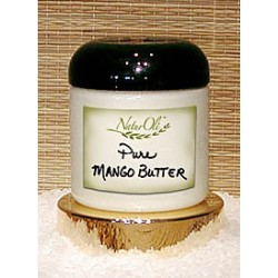 Pure Mango Butter, 4 oz jar