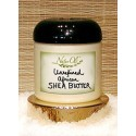 Pure Unrefined African Shea Butter, 4 oz jar
