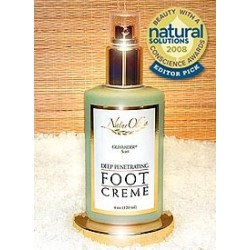 Deep Penetrating Foot Creme w/Treatment Pump