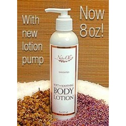 Soft & Soothing Body Lotion, Unscented