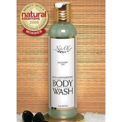 Rich & Invigorating Body Wash, Award Winning!
