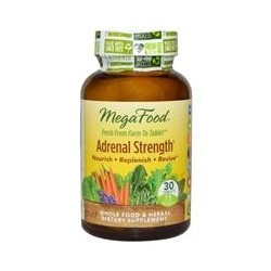 MegaFood Adrenal Strength: Nourish, Replenish, Revive