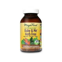 MegaFood Baby & Me Herb-Free