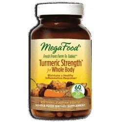 MegaFood Turmeric Strength