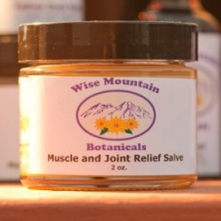 Muscle & Joint Relief Salve