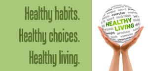 Healthy choices. Healthy living. Canyon Rim Healthy Living.